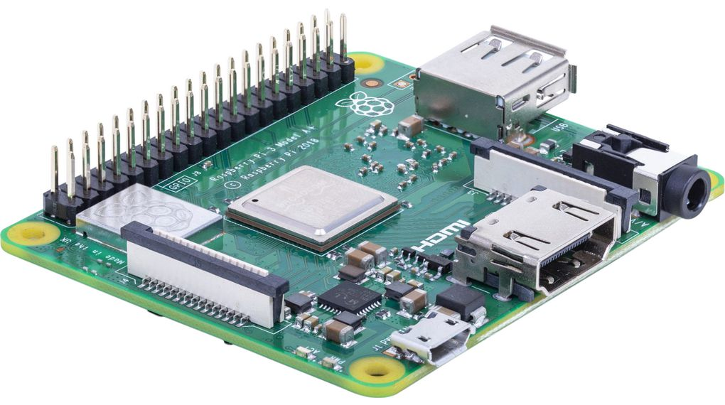 Buy Raspberry Pi 3 - Model A+ 512MB RAM