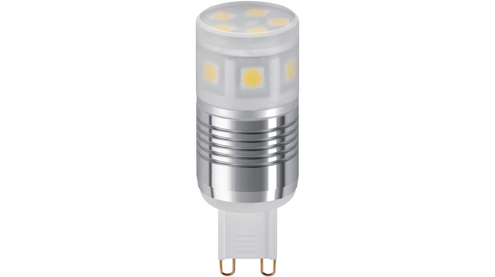 Led strahler g mit smd leds in warmweiß