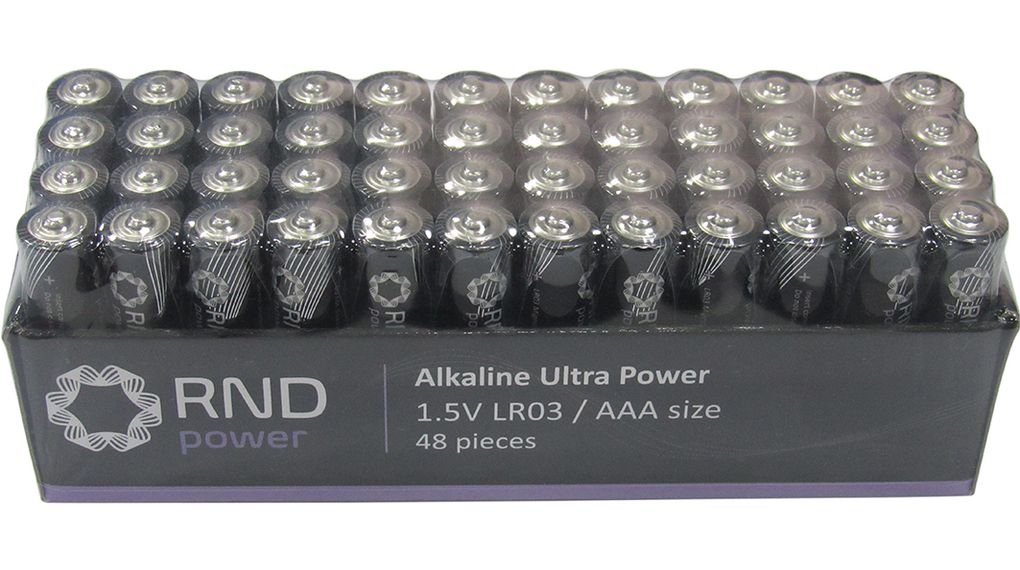 Buy Primary Alkaline Battery, 1.5 V