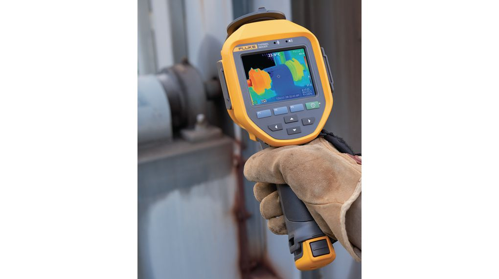 Buy Thermal Imager 200 x 150, -20...+650 °C