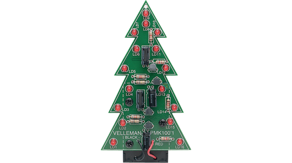 Buy Flashing Christmas Tree Kit