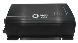 RND 305 00019 Lader, Blyakkumulator 12V 5A 240V RND Power