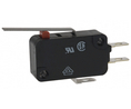 Buy Micro switch 5 A Flat lever Snap-action switch 1 change-over (CO)