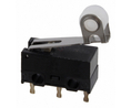 Buy Micro switch 0.1 A Roller lever Snap-action switch 1 change-over (CO)