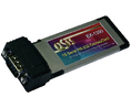 Buy ExpressCard 34 mm Serial RS232 1-Port