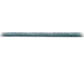 Buy Steel wire cable, galvanized 3.0 mm
