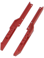 Board guide 103 mm x 13.2 mm Red Buy {0}