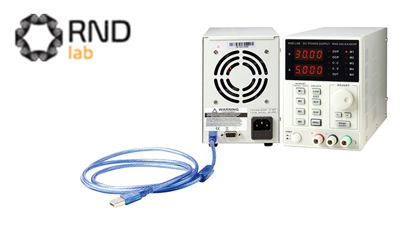 Save 10% on RND Bench Top Power Supplies