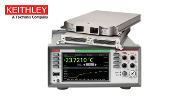DAQ6510 Keithley Multimeter System