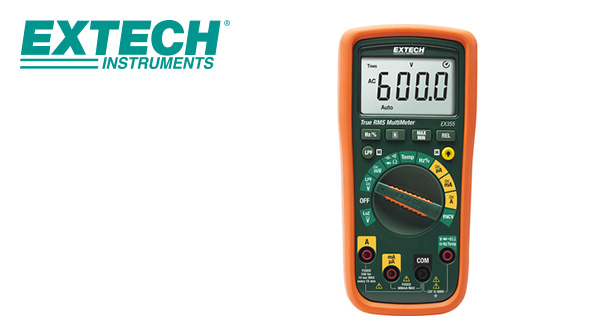 Multimeter digital TRMS 6000 Digits